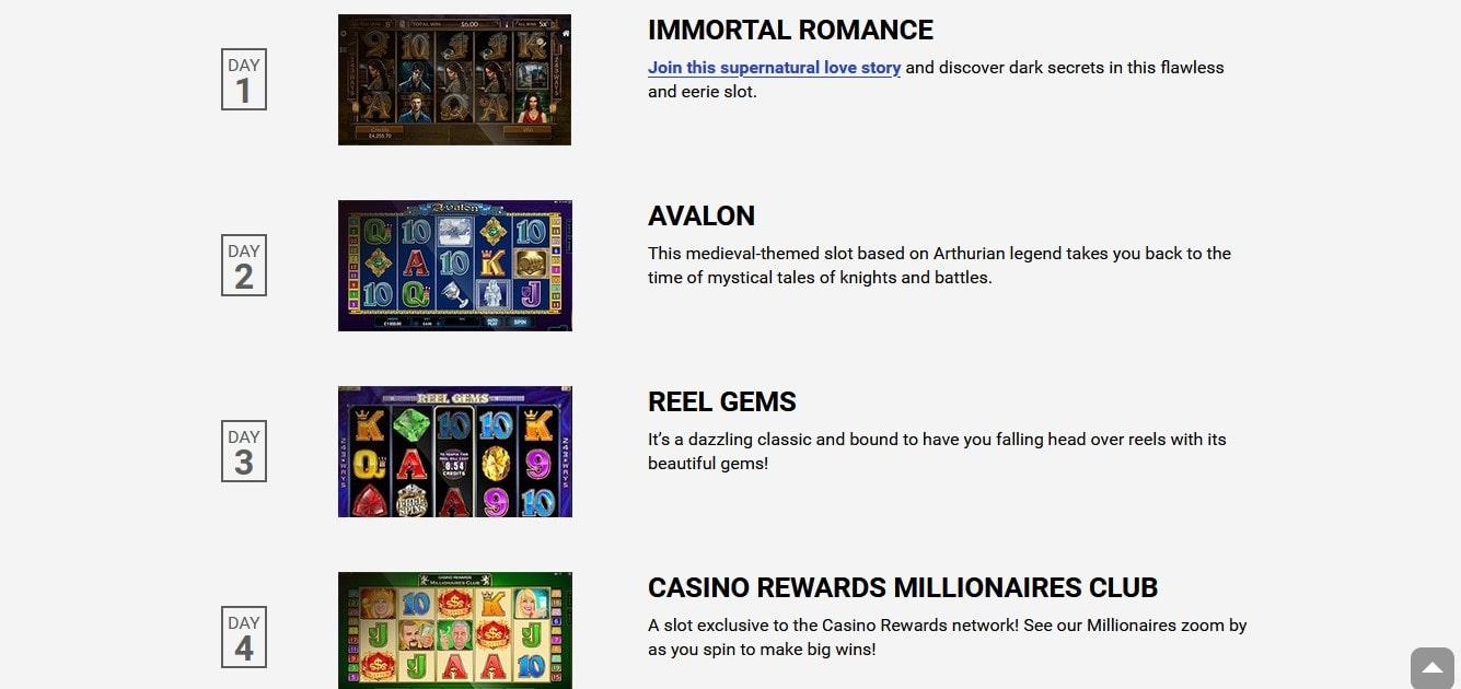 Quatro Casino Games