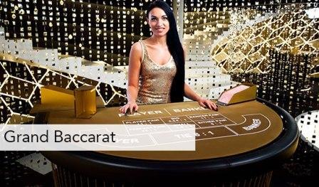 Grand Baccarat Live