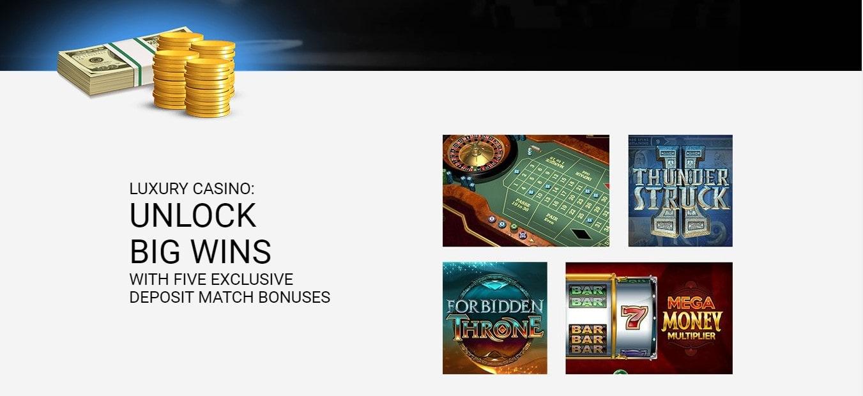 Luxury Casino Promotions