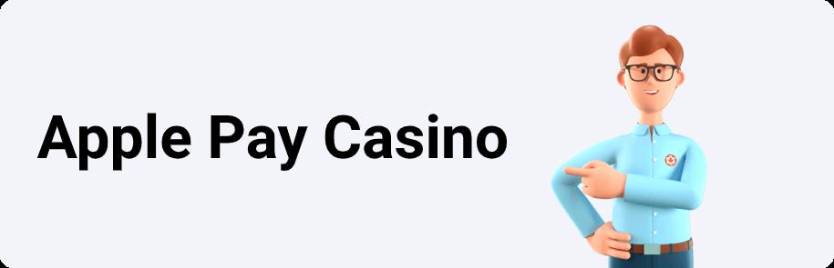 Apple Pay Casino