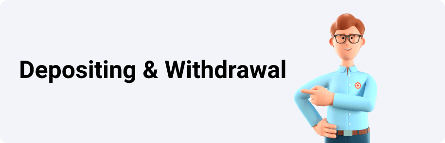 Depositing & Withdrawal (1)