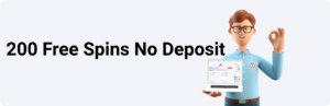 200 Free Spins No Deposit