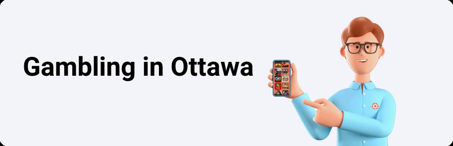 Gambling in Ottawa